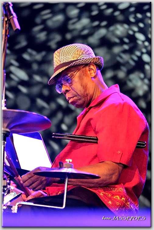 Andrew Cyrille © JASSEPOES